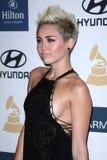 Miley赛勒斯 免版税库存图片