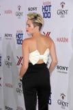 Miley赛勒斯 免版税库存照片