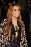 ,Miley Cyrus Royalty Free Stock Photo