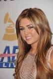 Miley Cyrus 免版税库存照片