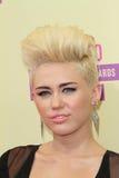 Miley Cyrus Royalty Free Stock Photo