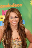 Miley Cyrus Fotos de Stock Royalty Free