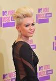 Miley Cyrus fotografía de archivo libre de regalías