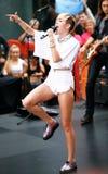 Miley Cyrus Imagens de Stock Royalty Free