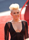 Miley Cyrus Photos libres de droits