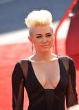 Miley Cyrus Fotografie Stock Libere da Diritti