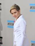 Miley Cyrus 图库摄影