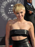 Miley Cyrus Στοκ Φωτογραφία