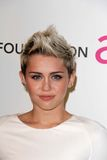Miley Cyrus. At the Elton John Aids Foundation 21st Academy Awards Viewing Party, West Hollywood Park, West Hollywood, CA 02-24-13 Royalty Free Stock Photo