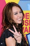 Miley Cyrus Royalty Free Stock Images