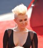 Miley Cyrus Stock Photo