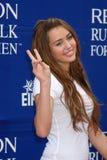 Miley Cyrus arkivfoton