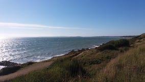 Milford auf Meer 5 von Oktober Stockfotografie