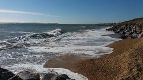 Milford auf Meer Wellen Stockfoto