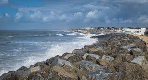 Milford en el mar Fotos de archivo libres de regalías