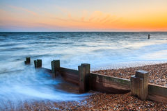 Milford-on-Sea Hampshire Royalty Free Stock Image