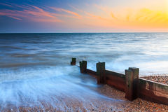 Milford-on-Sea Hampshire Royalty Free Stock Photos