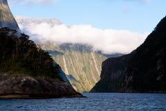 Milford Sound Images libres de droits