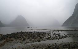Milford Sound 免版税图库摄影