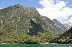 Milford Sound Stockbild