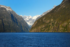 Milford Sound. An image of Milford Sound New Zealand Royalty Free Stock Photography
