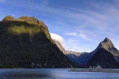 Milford Sound Стоковые Фото