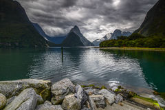 Milford Sound 2 Stockfotos