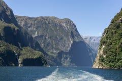 Milford Sound Arkivfoton