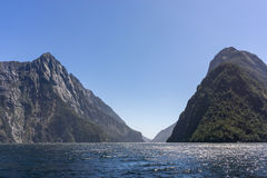 Milford Sound Imagens de Stock Royalty Free