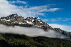 Milford Sound Стоковое Изображение