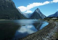 Milford Sound photo stock