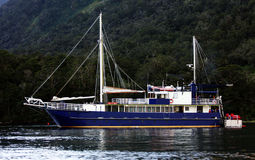 Milford Sound imagenes de archivo