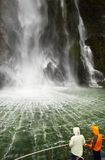 Milford Sound fiord, New Zealand Stock Photo