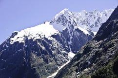 Milford Sound. Fiordland. Beautiful New Zealand. Stock Photos