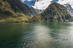 Milford Sound, Fiordland, New Zealand. Royalty Free Stock Photo