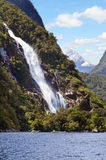Milford Sound - New Zealand Royalty Free Stock Image