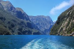 Free Milford Sound, New Zealand Royalty Free Stock Photos - 61674598