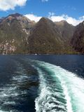 Milford Sound, New Zealand Royalty Free Stock Images
