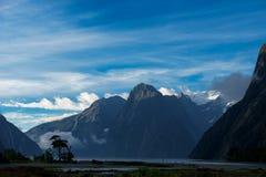 Milford sound, New Zealand Royalty Free Stock Photos