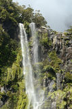 Milford Sound - New Zealand Stock Photo