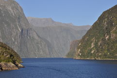 Milford Sound New Zealand Stock Photos