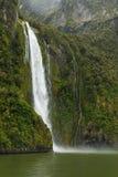Milford Sound, Nouvelle Zélande Photo libre de droits