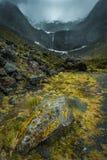 Milford Sound, Nouvelle Zélande Photos stock