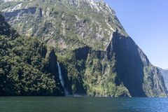 Milford sound Stock Images
