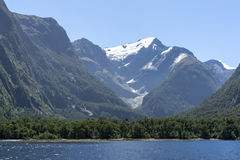 Milford sound Stock Image