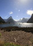 Milford Sounds Stock Photos