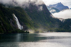 Milford sounds Royalty Free Stock Image