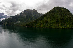 Milford sounds Stock Photography