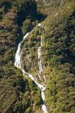 Milford sounds Royalty Free Stock Photo