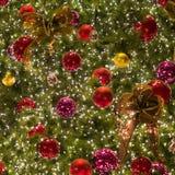 Milhão luzes Fotografia de Stock Royalty Free